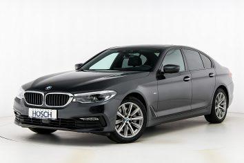 BMW 530d xDrive Sport Line Aut. LP: 92.145,- € bei Autohaus Hösch GmbH in