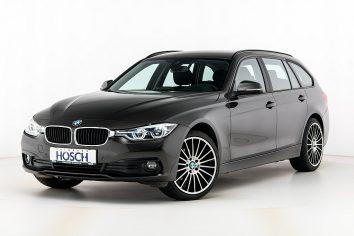 BMW 318d Touring Advantage Aut. LP.: 52.703,- € bei Autohaus Hösch GmbH in