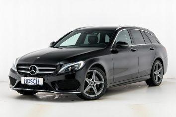 Mercedes-Benz C 220d Kombi Aut. AMG-Line  LP: 61.481.- € bei Autohaus Hösch GmbH in