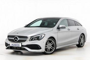 Mercedes-Benz CLA 180d Shooting Brake AMG-Line LP: 47.728.-€ bei Autohaus Hösch GmbH in