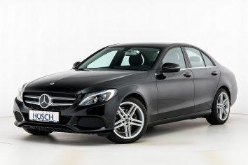 Mercedes-Benz C 220d Aut. LP: 49.520.- € bei Autohaus Hösch GmbH in