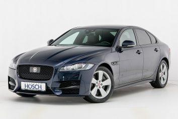 Jaguar XF 30d R-Sport Aut. LP: 88.733.- € bei Autohaus Hösch GmbH in