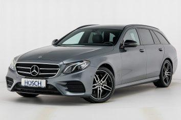 Mercedes-Benz E 220d Kombi AMG Line Aut. LP: 72.259,- € bei Autohaus Hösch GmbH in