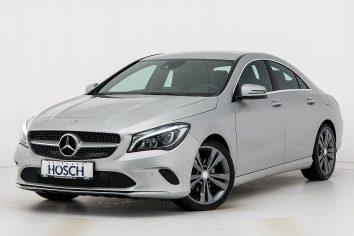 Mercedes-Benz CLA 200d 4Matic Aut. LP:50.210,-€ bei Autohaus Hösch GmbH in