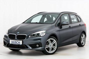BMW 218d Active Tourer Advantage Aut. LP:44.622.-€ bei Autohaus Hösch GmbH in