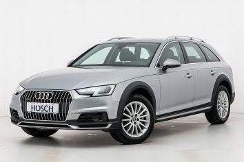 Audi A4 Allroad 2.0 TDI quattro S-tronic LP:63.790,-€ bei Autohaus Hösch GmbH in