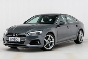 Audi A5 Sportback 2,0 TDI Sport S-tronic LP: 55.921,- € bei Autohaus Hösch GmbH in