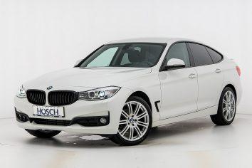BMW 320d Gran Turismo Aut. LP: 56.789,- € bei Autohaus Hösch GmbH in