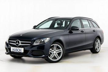 Mercedes-Benz C 220d Kombi Aut.  LP: 50.248.- € bei Autohaus Hösch GmbH in
