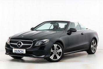 Mercedes-Benz E 300 Cabrio Avantgarde Aut.  LP:87.804.-€ bei Autohaus Hösch GmbH in