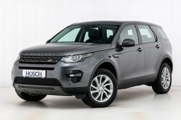 Land Rover Discovery Sport SE 4WD Aut. LP: 60.081.-€ bei Autohaus Hösch GmbH in