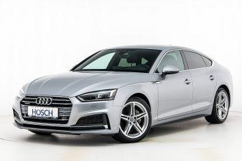 Audi A5 Sportback 2.0 TDI quattro Sport S-Line Aut. LP:61.170.-€ bei Autohaus Hösch GmbH in