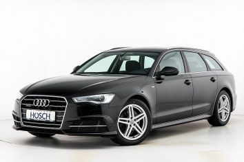 Audi A6 Avant 2.0 TDI quattro S-Line S-tronic LP:73.649.- € bei Autohaus Hösch GmbH in