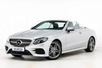 Mercedes-Benz E 200 Cabrio AMG Line Aut.  LP: 81.810.-€ bei Autohaus Hösch GmbH in