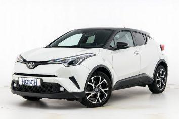 Toyota C-HR 1,2T C-ULT bei Autohaus Hösch GmbH in