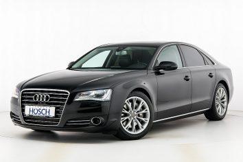 Audi A8 3,0 TDI quattro tiptronic bei Autohaus Hösch GmbH in