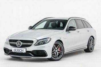 Mercedes-Benz C 63 AMG S Kombi Aut.  VOLL  LP: 118.147,- € bei Autohaus Hösch GmbH in