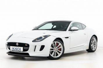 Jaguar F-Type S Coupe AWD Aut. LP: 130.804.-€ bei Autohaus Hösch GmbH in