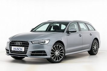 Audi A6 Avant 2.0 TDI S-Line S-tronic LP: 62.684.-€ bei Autohaus Hösch GmbH in