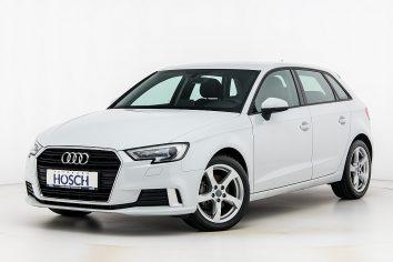 Audi A3 Sportback 1.6 TDI Sport LP: 35.193.-€ bei Autohaus Hösch GmbH in