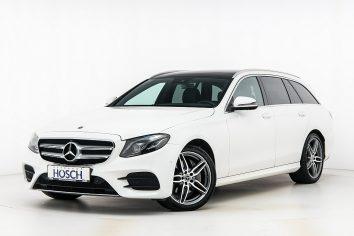 Mercedes-Benz E 220d Kombi 4Matic AMG Line Aut. LP:85.022.-€ bei Autohaus Hösch GmbH in