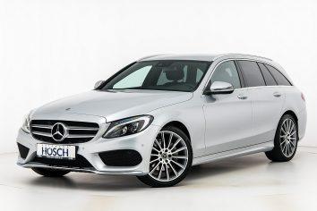 Mercedes-Benz C 220d Kombi Aut. AMG-Line  LP: 62.258.- € bei Autohaus Hösch GmbH in