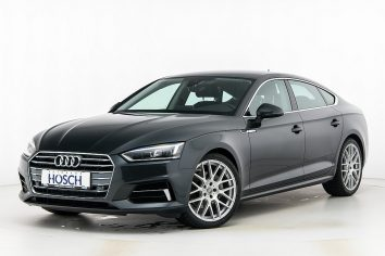 Audi A5 Sportback 2,0 TDI Sport S-tronic LP:57.920,- € bei Autohaus Hösch GmbH in