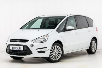 Ford S-MAX Business Plus 2.0 TDCi bei Autohaus Hösch GmbH in