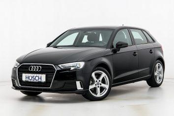 Audi A3 Sportback 2.0 TDI Sport S-tronic LP: 40.403.-€ bei Autohaus Hösch GmbH in