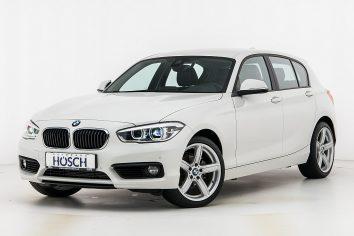 BMW 118d Advantage Aut. LP.: 43.462,- € bei Autohaus Hösch GmbH in