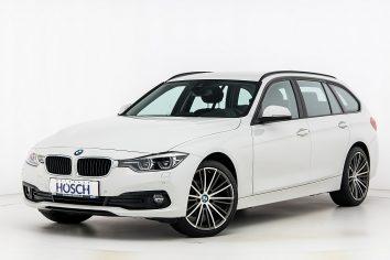 BMW 318d Touring Advantage  LP.: 49.872,- € bei Autohaus Hösch GmbH in