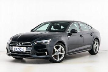 Audi A5 Sportback 2,0 TDI Sport S-tronic LP:57.644,- € bei Autohaus Hösch GmbH in