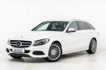 Mercedes-Benz C 220d Kombi Avantgarde Aut.  LP: 56.456.- € bei Autohaus Hösch GmbH in