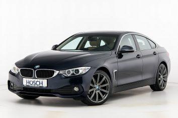 BMW 420d Gran Coupe Aut. LP:52.218.-€ bei Autohaus Hösch GmbH in