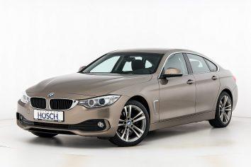 BMW 420d Gran Coupe Aut.  LP:49.823.-€ bei Autohaus Hösch GmbH in