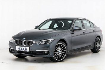 BMW 320d Luxury Line  LP:55.704.- € bei Autohaus Hösch GmbH in
