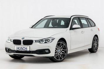 BMW 318d Touring Aut. LP.: 50.602,- € bei Autohaus Hösch GmbH in