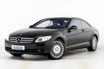 Mercedes-Benz CL -Coupe 500 4Matic Aut. bei Autohaus Hösch GmbH in