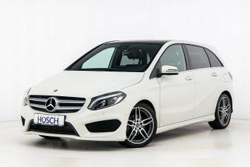 Mercedes-Benz B 200d Sports Tourer AMG-Line Aut. LP:51.309,-€ bei Autohaus Hösch GmbH in
