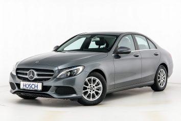 Mercedes-Benz C 220d Aut. LP: 49.957.- € bei Autohaus Hösch GmbH in