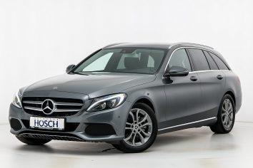 Mercedes-Benz C 220d Kombi Avantgarde Aut.  LP: 57.466.- € bei Autohaus Hösch GmbH in