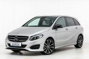 Mercedes-Benz B 180d Sports Tourer Aut. LP: 42.665,-€ bei Autohaus Hösch GmbH in