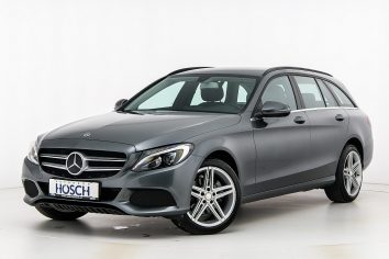 Mercedes-Benz C 220d Kombi Aut. LP: 52.874.- € bei Autohaus Hösch GmbH in