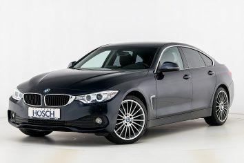 BMW 420d Gran Coupe Aut.  LP:49.792.-€ bei Autohaus Hösch GmbH in