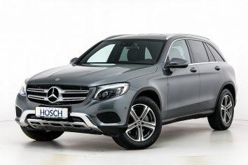 Mercedes-Benz GLC 220d 4Matic Aut. AMG-Line Interieur LP:72.814,-€ bei Autohaus Hösch GmbH in