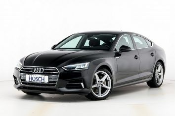Audi A5 Sportback 2,0 TDI Sport S-tronic LP: 57.961,- € bei Autohaus Hösch GmbH in