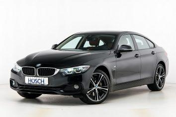BMW 440i xDrive Gran Coupe Sport Line Aut. LP: 80.785.-€ bei Autohaus Hösch GmbH in