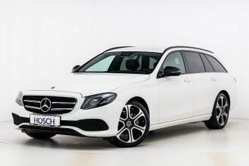 Mercedes-Benz E 220d Kombi Avantgarde Aut LP: 70.838.-€ bei Autohaus Hösch GmbH in