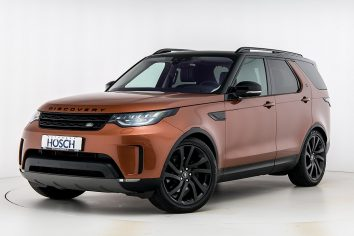 Land Rover Discovery 3.0d First Edition Aut. LP: 112.964,-€ bei Autohaus Hösch GmbH in