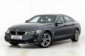 BMW 420d Gran Coupe Aut. LP: 48.279.-€ bei Autohaus Hösch GmbH in